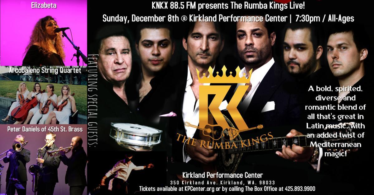 The Rhumba Kings